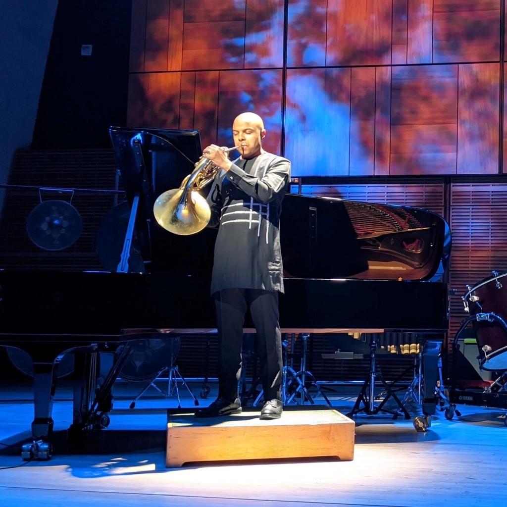 David Byrd-Marrow, horn