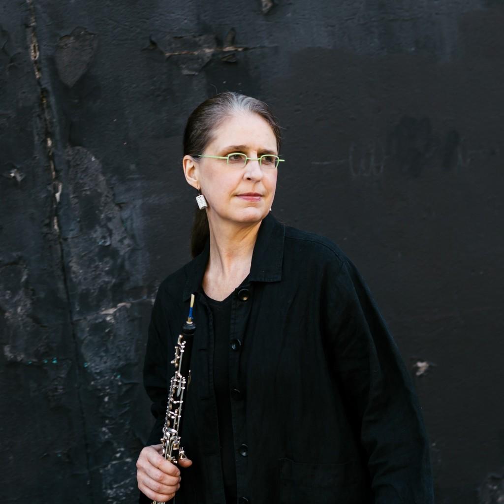 Jackie Leclair, oboe, headshot