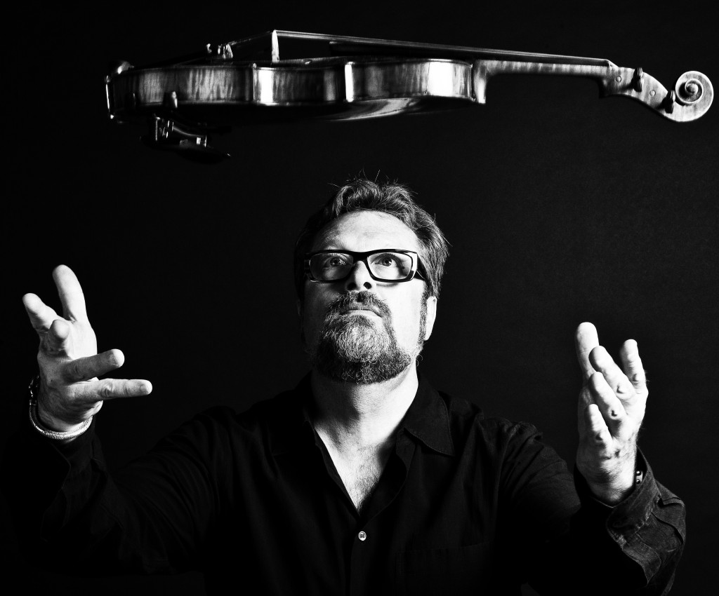 Todd Reynolds violinist and composer